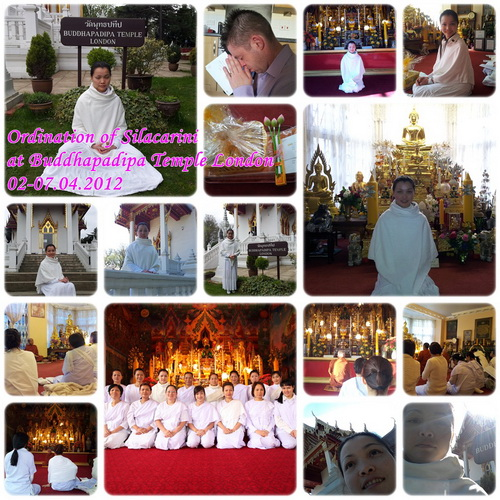Ordination 2012